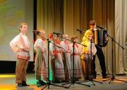 Ансамбль народной песни «Ивален» (рук. Анастасия Трубенкова)