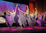 «Мелодия души». Студия современного танца «Regina» (рук. Регина Даргиль)