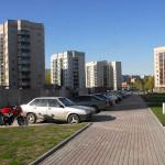 Улица в новом микрорайоне Кольцово получила название