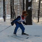 Лыжники из Кольцово взяли серебро на этапе Кубка четырех районов