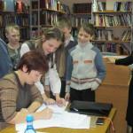 Кольцовские шестиклассники поедут на региональный этап «Живой классики»