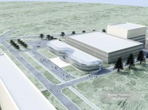 Рядом с Центром коллективного пользования появятся корпуса новых резидентов биотехнопарка.
