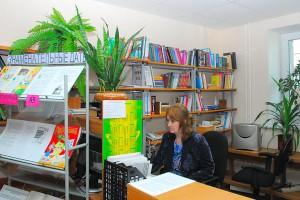 В Кольцовской городской библиотеке
