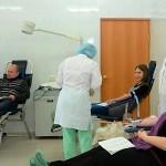 День донора прошел в Кольцово с рекордными результатами