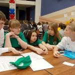 Команда наукограда заняла Iместо в турнире «Виват, наука!»