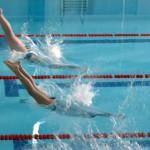 «Президентские спортивные игры» в Кольцово продолжили соревнования по плаванию