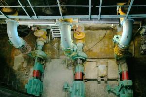 Нагрузка на трубопроводы усугубляется погодой