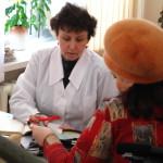 В поликлинике Кольцово подвели итоги развития