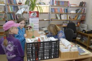 """Библиотека Кольцово присоединилась к акции """"Библионочь"""""""