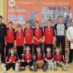 Баскетболисты Кольцово завоевали золото на областном фестивале