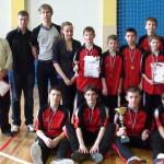 Кольцовские баскетболисты с триумфом выступили на междугородном турнире