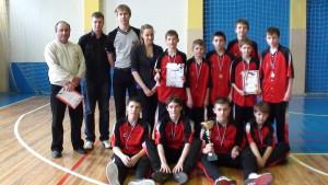 Кольцовские баскетболисты - победители междугороднего турнира в Горном