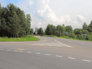 Дорога Кольцово-Академгородок реконструирована с использованием новейших технологий