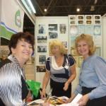 Делегация Кольцово посетила областной форум