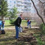 Субботник в Кольцово пройдет 27 апреля