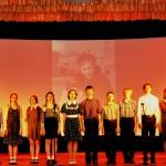 Накануне Дня Победы кольцовские артисты показали праздничный концерт
