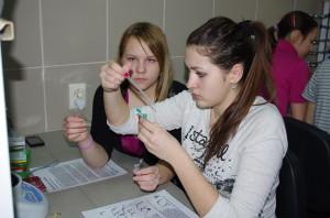 В 2012 году лицей-интернат № 21 стал экспериментальной площадкой НГУ по химии и биологии
