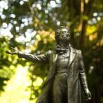 На один день в Кольцово откроется «Парк Пушкина»
