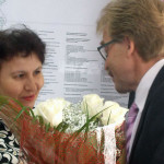 Мэру Кольцово пришла благодарность из воинской части