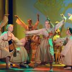 Кольцовские танцовщицы победили на фестивале «В ритме танца»