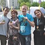 В Кольцово проведут областную Олимпиаду