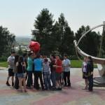 Кольцовские школьники провели научные каникулы