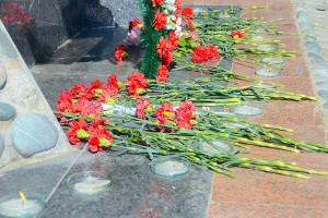 День памяти и скорби объединил все поколения кольцовцев.