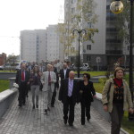 Мэр Кольцово принял участие в выездном заседании комитета Госдумы