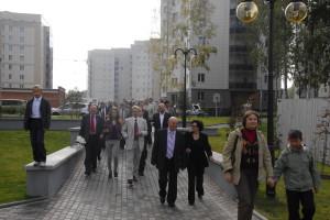 Прошлый раз руководители наукоградов собирались в Кольцово в 2009 году.