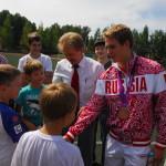 Пловец из Кольцово завоевал 4 медали на Универсиаде в Казани
