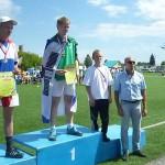 Молодые инвалиды Кольцово победили в спортивных состязаниях