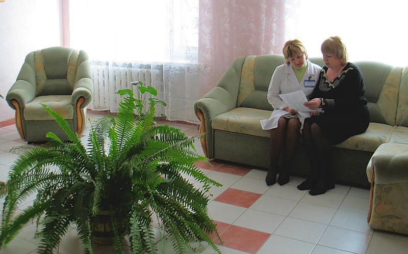 Кольцовская поликлиника