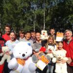 «Свечи» из Кольцово стали победителями «Бабьего лета-2013»