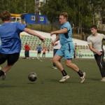 На кольцовском стадионе заменят футбольное покрытие
