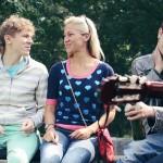 Николай Байбаков из Кольцово снялся в социальном ролике