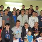 В Кольцово завершился турнир наукограда  «Богатырская силушка»