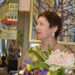 В Кольцово открылась персональная выставка Людмилы Глебовой
