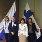 Кольцовские компании побывали с деловой миссией в Финляндии