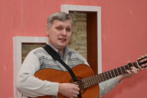 Творческий вечер Сергея Семенова пройдет 15 ноября.