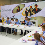 Кольцовские школьники побывали на форуме «InnoKids»