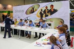 Кольцовские школьники на форуме «InnoKids».