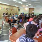 В Кольцово прошел турнир из серии игр «Что? Где? Когда?»