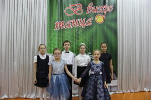 """Юные пианисты из Кольцово на фестивале """"В вихре танца""""."""