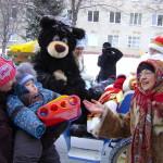 Новогоднее настроение жителям Кольцово дарит «Кольцобинчик»
