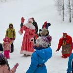 Парк Кольцово открыл сезон и отпраздновал день рождения