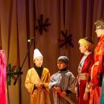 В Кольцово прошел большой Рождественский концерт