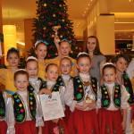 Хореографические коллективы ДШИ Кольцово стали лауреатами «Сияния звезд»