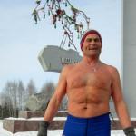 Кольцовец Николай Глушков вернулся с пробега Омск-Сочи