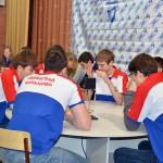 В Кольцово прошли соревнования Первенства Сибири по ЧГК
