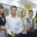 Юные музыканты из Кольцово стали дипломантами фестиваля «Поиграем-2014»